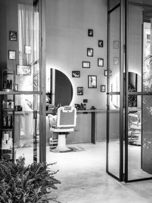area barber - barbiere - bn1 District - Piacenza